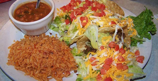 Mexican Food - Yum!